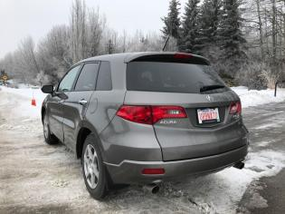 Acura RDX TECH PACKAGE