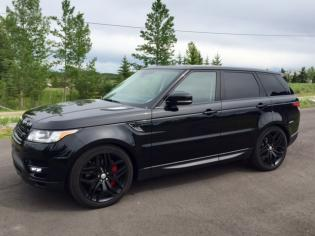 Range Rover Sport Supercharge AUTOBIGRAPHY